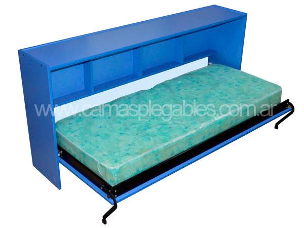 Precios camas rebatibles for Precio de cama de 1 plaza