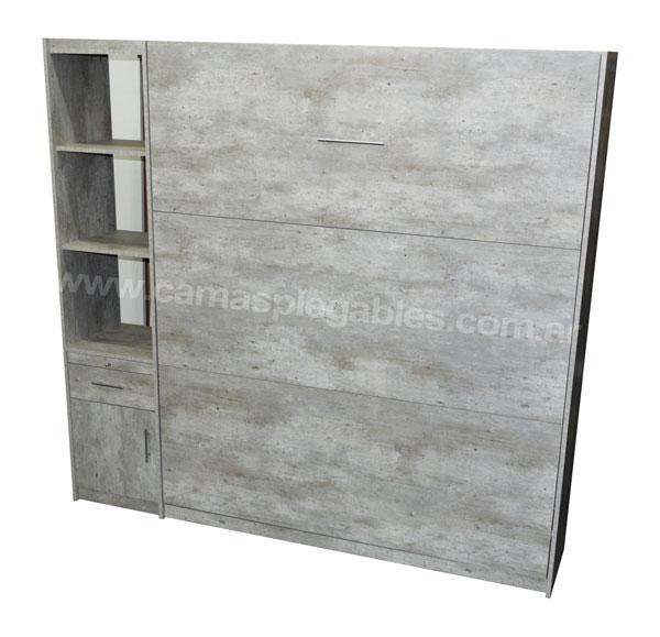 Camas plegables rebatibles - Pintar muebles de melamina fotos ...