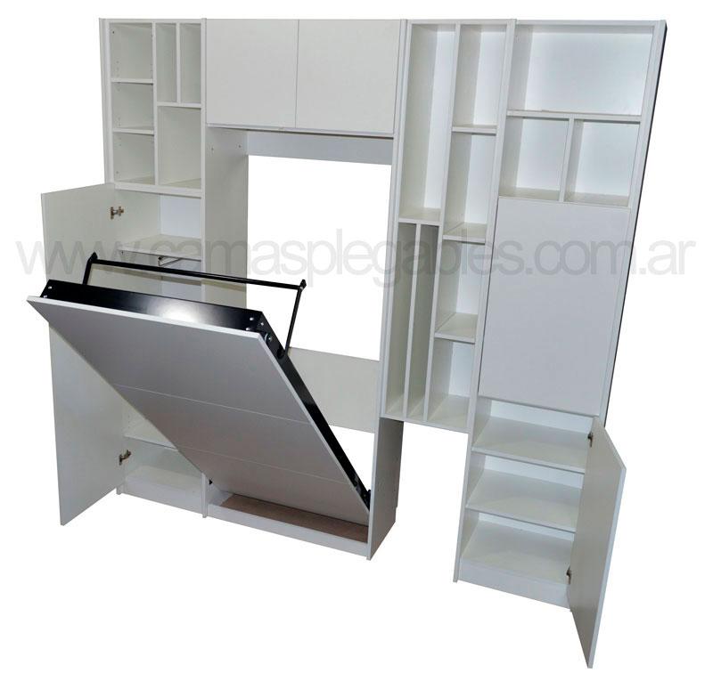 Precios camas rebatibles for Software para fabricar muebles de melamina