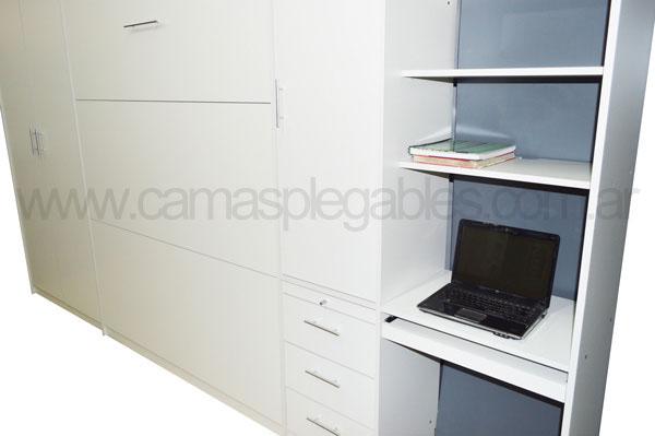 Fotos de camas rebatibles - Cama plegable escritorio ...