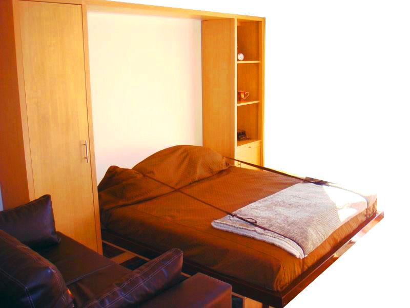 de muebles camas rebatibles plegables muebles con cama rebatible para
