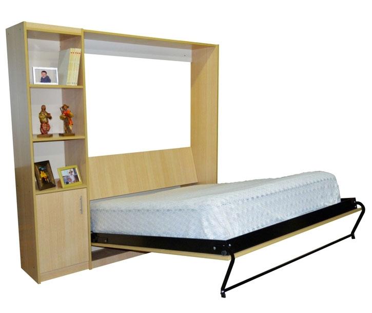 Fotos de camas rebatibles - Mueble cama plegable ...