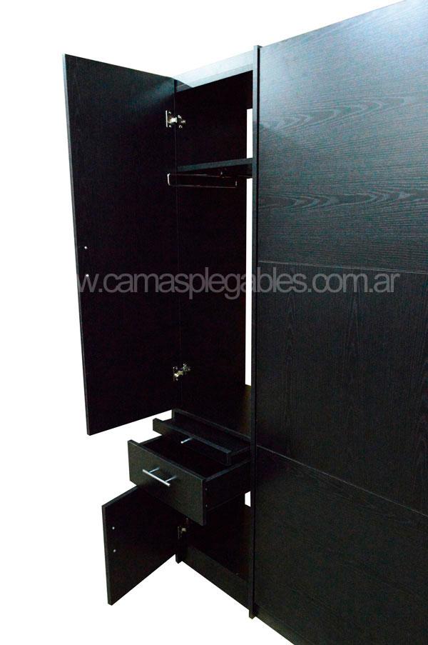 Muebles cama rebatible 20170829184207 for Camas plegables con mueble
